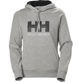 Helly Hansen HH Logo - Midlayer Mujer - gris